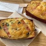 【3分クッキング】チーズとりんごのケークサレのレシピを若山曜子先生が紹介