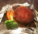 きょうの料理 レシピ BIGハンバーグ 大原千鶴