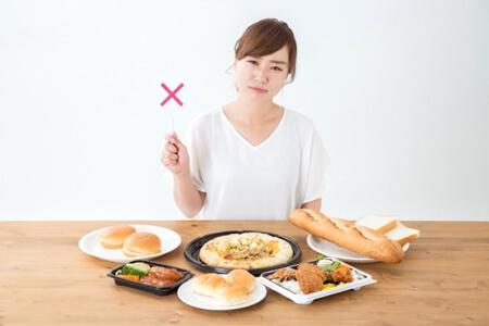 この差って何ですか? 夜食 ダイエット