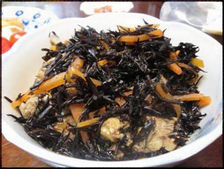 キューピー3分クッキング レシピ 豆腐入りひじきの煮もの 藤井恵