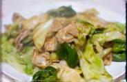 きょうの料理 レシピ 春キャベツの和風ホイコーロー 斉藤辰夫