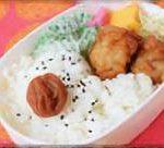 おかずのクッキング レシピ 鶏味噌から揚げ弁当 笠原将弘