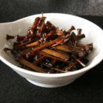 【きょうの料理】ふきのつくだ煮の作り方を紹介!林亮平さんのレシピ