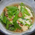 【おしゃべりクッキング】海老の卵とじの作り方を紹介!岡本健二さんのレシピ