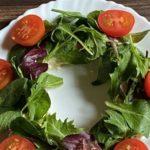 【まる得マガジン】いちごのリーフサラダの作り方を紹介!渡部美佳さんのレシピ