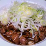 【おかずのクッキング】レバー丼の作り方を紹介!土井善晴さんのレシピ