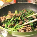 【おかずのクッキング】レバーとほうれん草の炒めものの作り方を紹介!土井善晴さんのレシピ